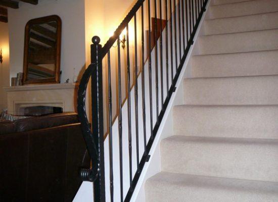 Iron Stail Balustrade