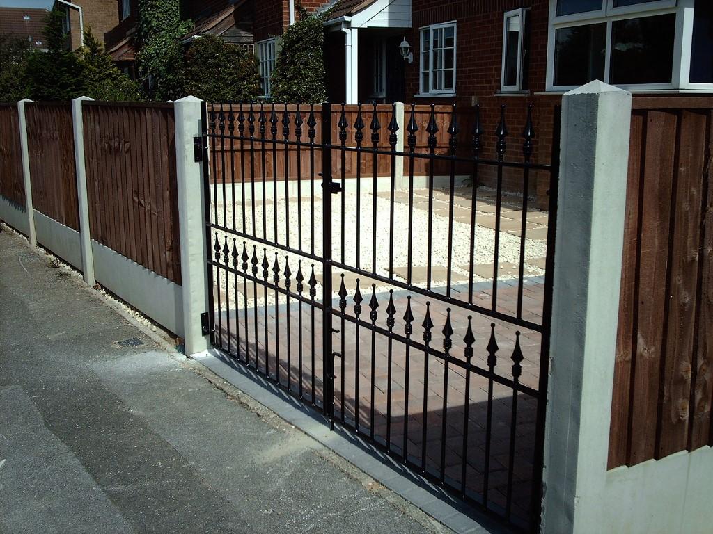 Small Driveway Gates