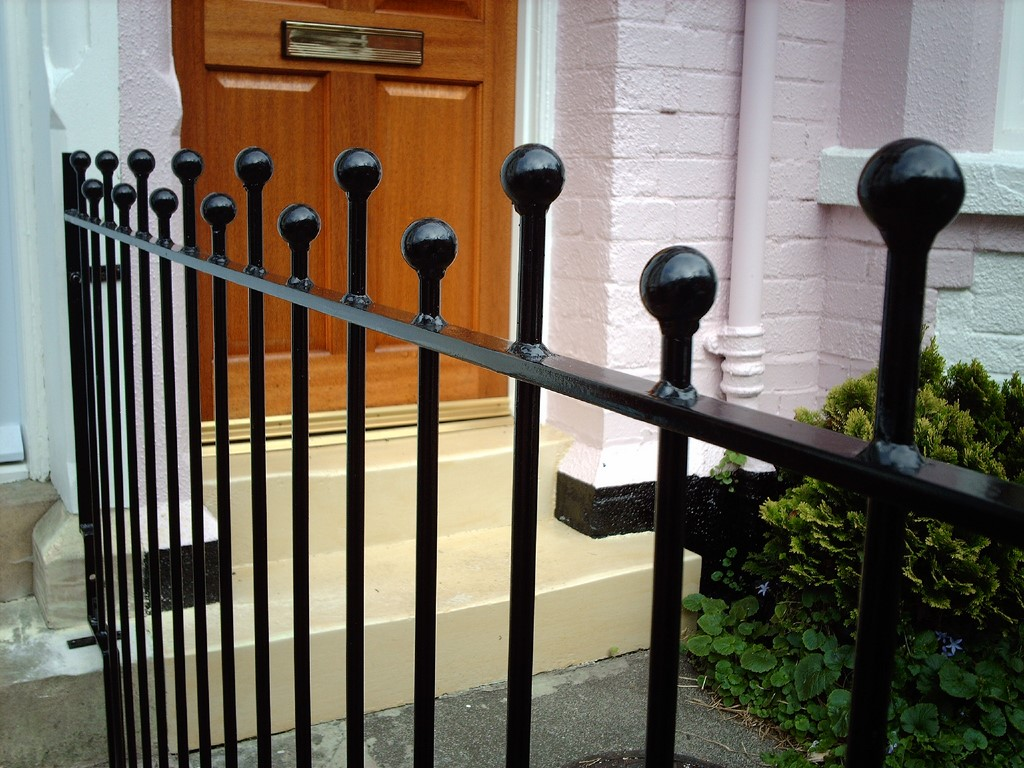 Ball Top Railings