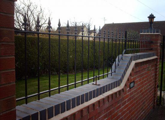 Bespoke Railing panel